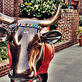 Glitter Bull by Emily Kay