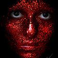 Glitter Face by Masha  Vereshchenko