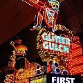 Glitter Gulch by John Malone