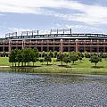 Globe Life Park by Debby Richards