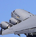 Globemaster Lift Off by Tommy Anderson