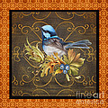 Glorious Birds-b2 by Jean Plout