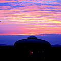Glorious Boston Sunrise by Nick Gustafson