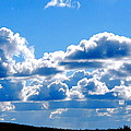 Glorious Clouds by Kathy Sampson
