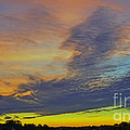 Glorious Sunset by Luther Fine Art