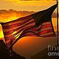 Glory At Sunset by Michael Cinnamond