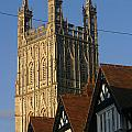 Gloucester Cathedral Spire by Andy Lloyd
