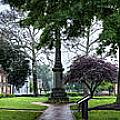 Gloucester Courthouse In May by Williams-Cairns Photography LLC