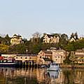 Gloucester Harbor Panorama I by Dave Gordon