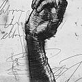 Glove Study by H James Hoff