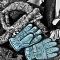 Gloves And Frost by David Pantuso
