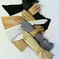 Gloves by Erwin Blumenfeld