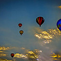 Glow Ballon by Jack R Perry