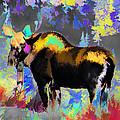 Electric Moose by J Michael Nettik