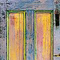 Glowing Through Door by Asha Carolyn Young