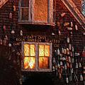 Glowing Windows by Heather MacKenzie