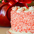 Gluten Free Peppermint Cake by Michael Moriarty
