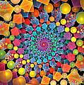 Glynnsims Spiral Fiesta by Peggi Wolfe