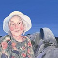 Gma At Halfdome by Phil Vance
