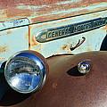 Gmc Truck Side Emblem by Jill Reger