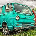 Gmc Van by Ken Kobe