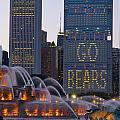 Go Bears by Kevin Eatinger