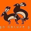 Go Nature Go by Luke ODonnell