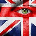 Go United Kingdom by Semmick Photo