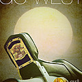 Go West by Edmund Nagele