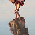 Goa Reflections  by Jenny Rainbow