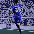 Goal by Ian  King