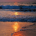 Goan Sunset. India by Jenny Rainbow