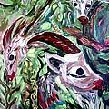 Goats by Vladimir A Shvartsman
