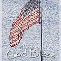 God Bless America by Debbie Portwood
