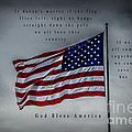 God Bless America by Ronald Grogan