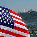God Bless The Usa by Brenda Dorman