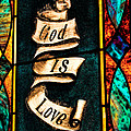 God Is Love by Dave Bosse