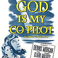 God Is My Co-pilot, Us Poster, Dennis by Everett