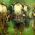 God Rest Ye Merry Gentlemen by Diana Angstadt