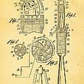 Goddard Rocket Apparatus Patent Art 1914 by Ian Monk