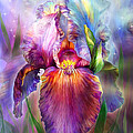 Goddess Of Healing by Carol Cavalaris