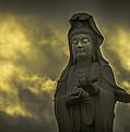 Goddess Of Mercy by Michael Geier