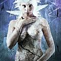 Goddess Of Water by Michael Volpicelli