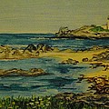 Godrevy by Graham Wood
