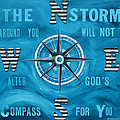 God's Compass by Patti Schermerhorn