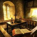 God's Holy Light by Mal Bray
