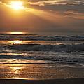 God's Rays by Lynn Bauer
