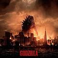 Godzilla 2014 by Movie Poster Prints