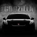 Godzilla by Douglas Pittman