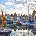 Goes Harbour by Frans Blok